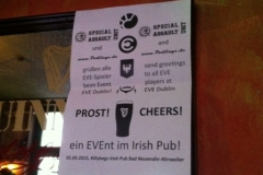 [XSAUX] EVEnt im Irish Pub 2015