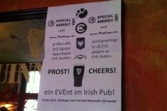 [XSAUX] EVEnt im Irish Pub 2015